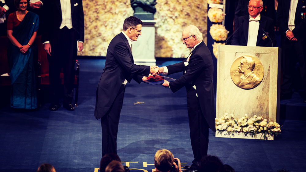 Awards | Sciences, Nobel Prize, December, Stockholm, Sweden