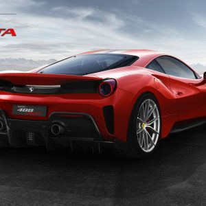 Ferrari 488 Pista, the most powerful V8 in Ferrari history