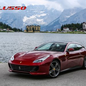 Experience Ferrari's new 12-cylinder with the GTC4lusso