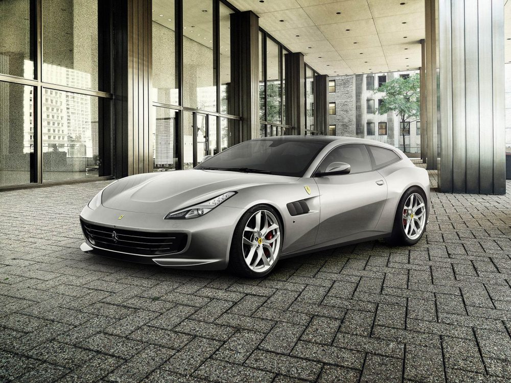 The sporty yet versatile, Ferrari GTC4Lusso T