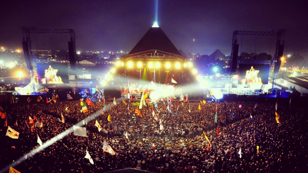 Festivals | Music, Glastonbury Festival, June, Pilton, Somerset, UK