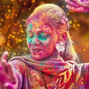 Festivals | Seasonal, Holi Festival, March, India