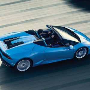 Lamborghini Huracàn Spyder, the pinnacle of Italian taste and hand craftsmanship