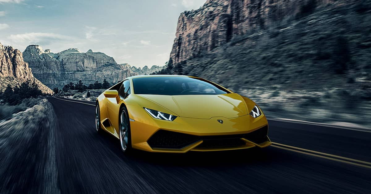The Top 5 Lamborghinis to buy in May 2018