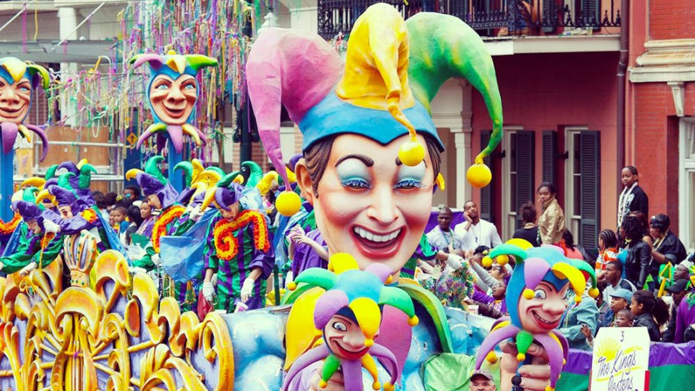 Festivals | Cultural, New Orleans Mardi Gras, Day before Ash Wednesday, New Orleans, USA