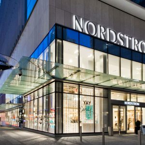 American Retailer Nordstrom Opens First Men's Flagship in New York