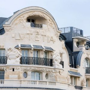 Hotel Lutetia Paris, France – Opening June 2018