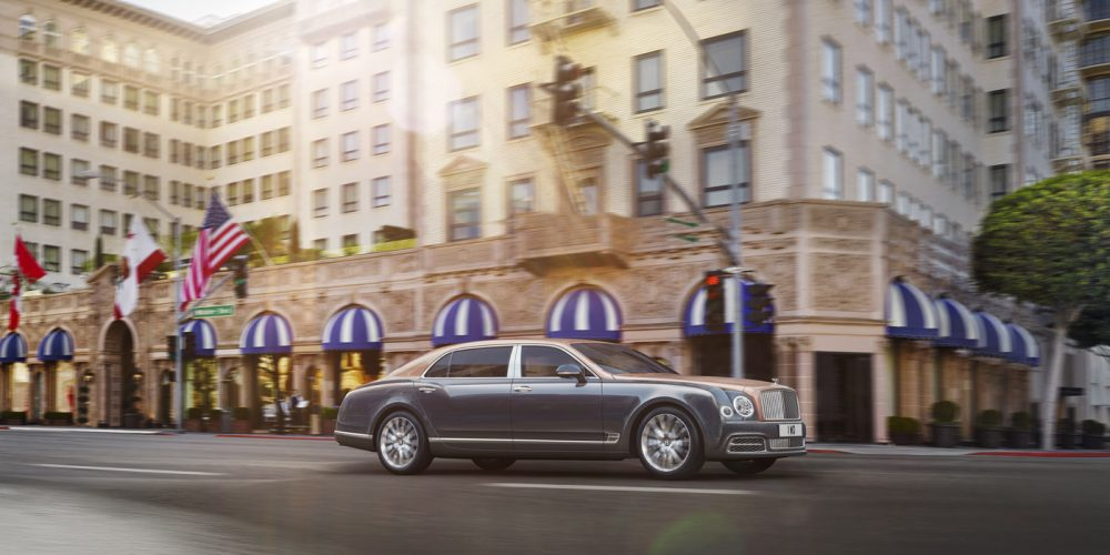 The Mulsanne Extended Wheelbase from Bentley, Uncompromising Comfort