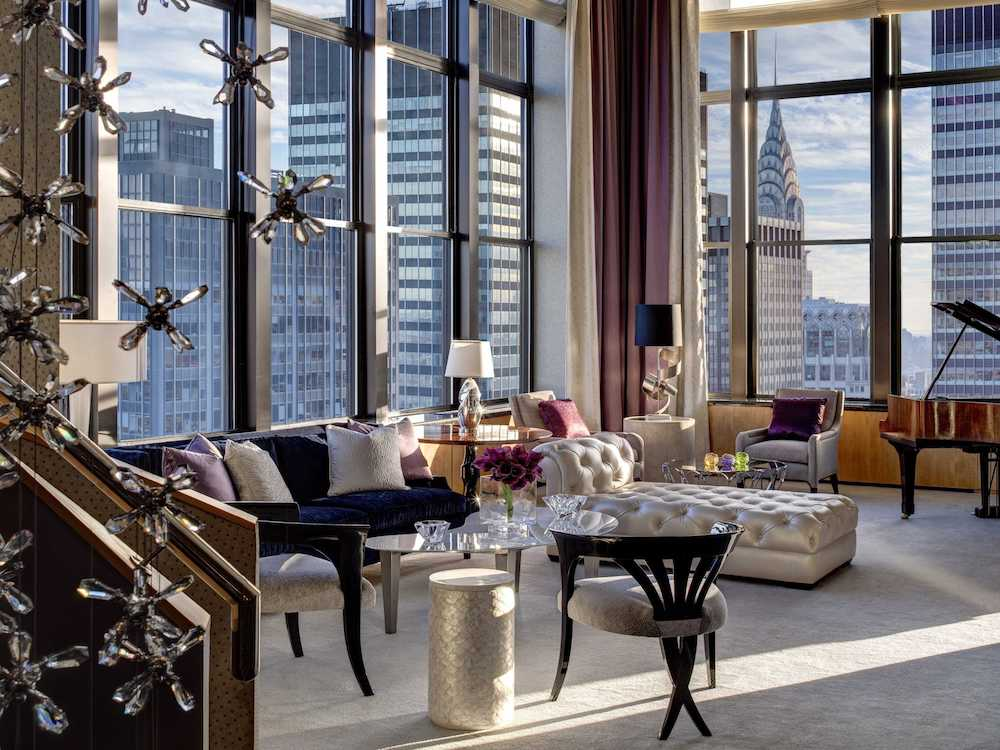 The five most unique suite stays in New York for 2018