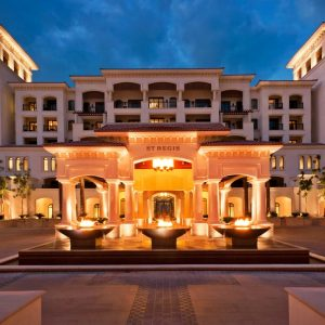 A Visionary Destination, The St. Regis Saadiyat Island Resort