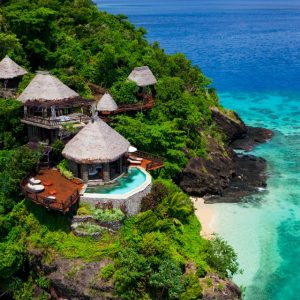 Graceful hospitality at the Fijian archipelago, Laucala Resort