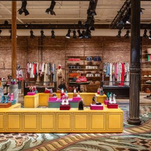 Gucci Wooster Makes its Soho Debut in New York