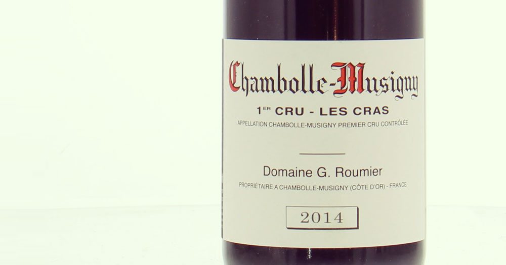 Wine | Domaine Georges Roumier, Wine Producer, Chambolle-Musigny, Burgundy, France