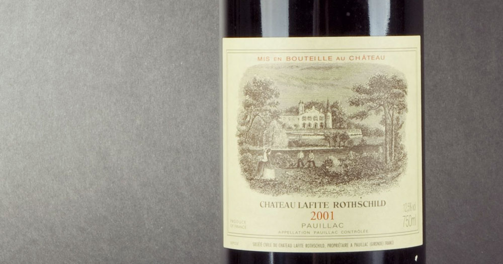 Wine | Château Lafite Rothschild, Wine Producer, Pauillac, Bordeaux, France