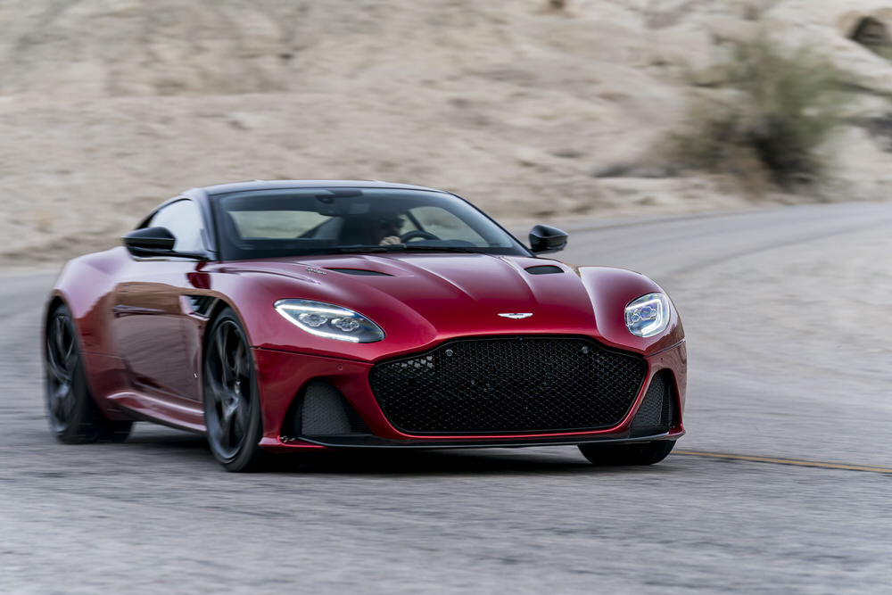 Introducing The New DBS Superleggera: Two Illustrious Names; One Magnificent Super GT