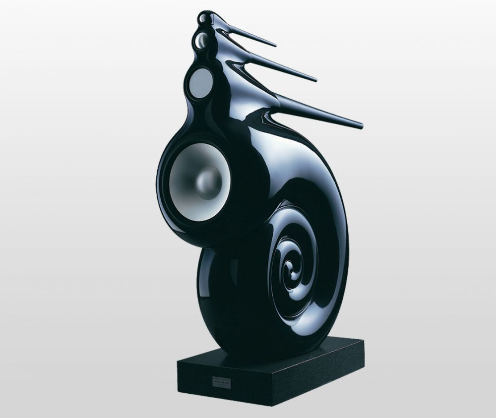 Nautilus, the awe-inspiring speaker designed by Bowers-Wilkins