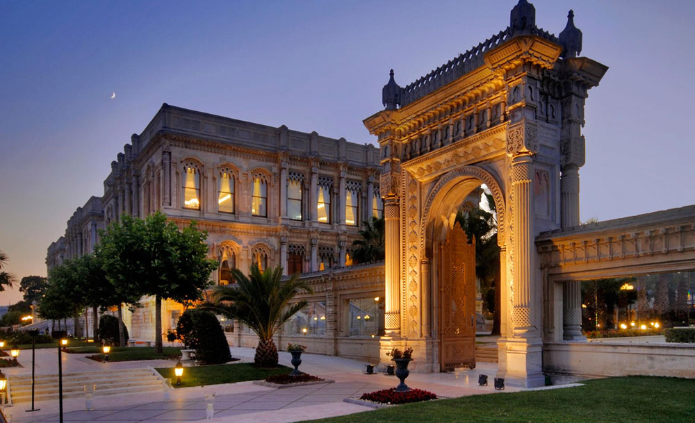 Five of the most luxurious hotels in Istanbul, Turkey