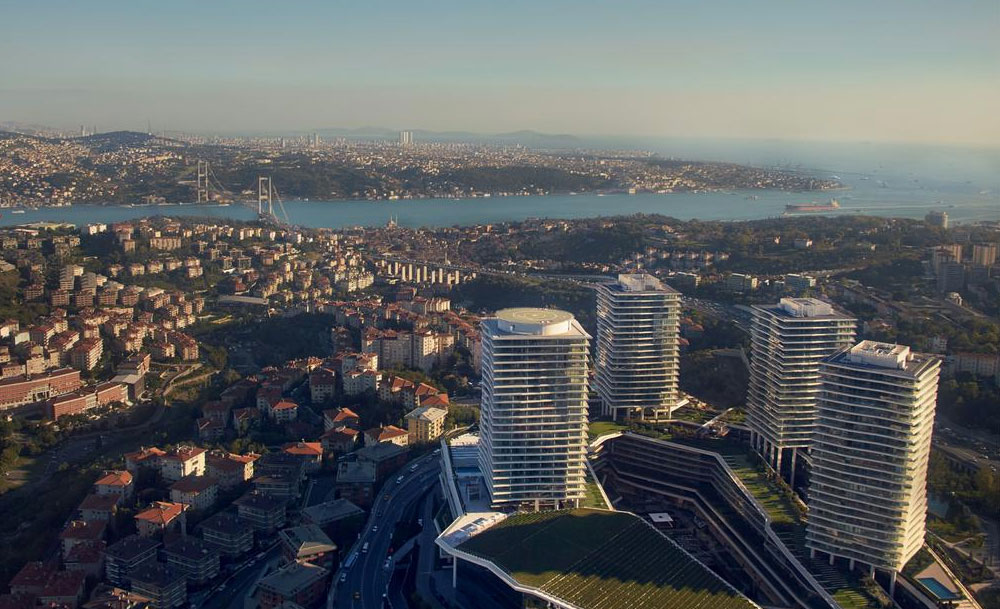 The five most luxurious hotels in Istanbul of 2018