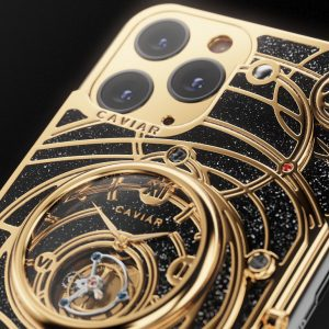 The Universe and Beyond: The Royal Edition iPhone 11 Pro by Caviar