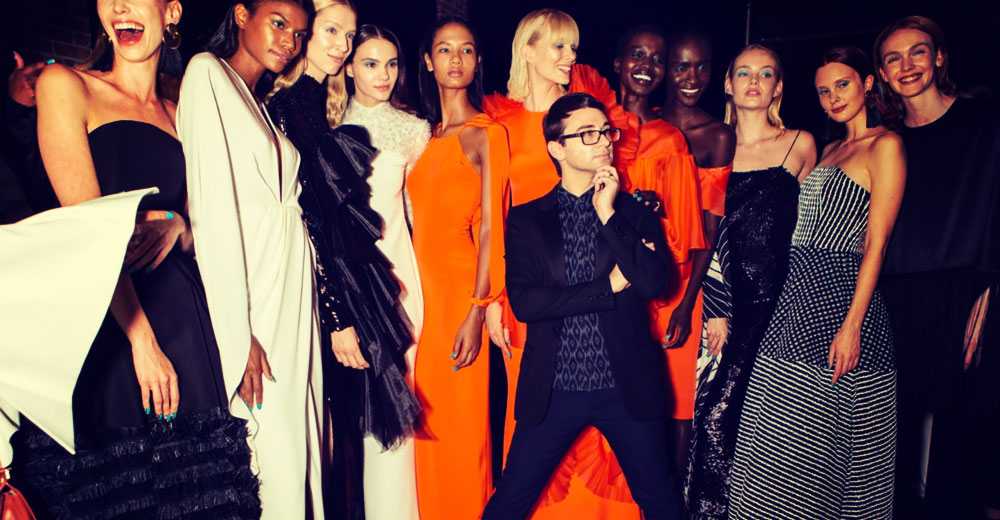 High Fashion | Christian Siriano, Fashion House, American Heritage