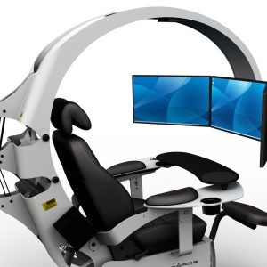 The Emperor: Your dream workspace with up to 6 monitors