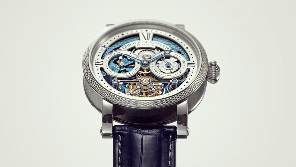 Horology | Grieb & Benzinger, Watch Manufacturer, German Heritage