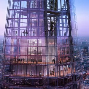 The Shard London, a vertical city in a vibrant neighbourhood
