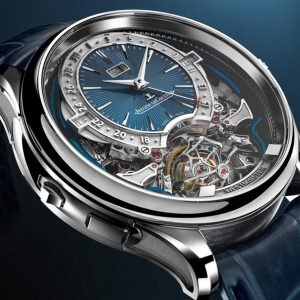The New Master Grande Tradition Gyrotourbillon Westminster Perpétuel