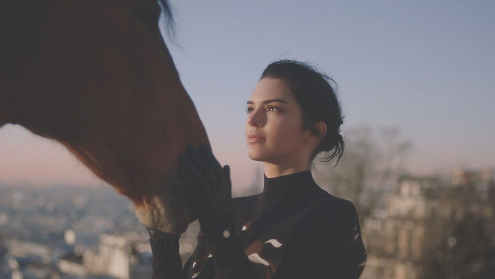 Longchamp Campaign: The Encounter, Featuring Kendall Jenner