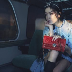 Miu Miu Spring-Summer 2019 Print Campaign Somewhere, Nowhere