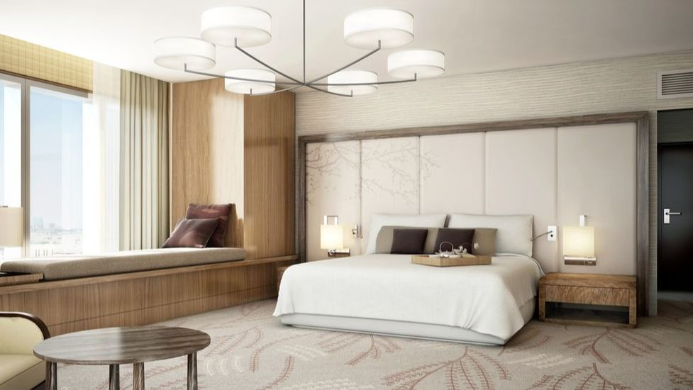 Nobu Hotel Riyadh, ​an Urban Oasis Awaits