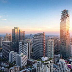 King Power Mahanakhon: Bangkok's Iconic Skyscraper