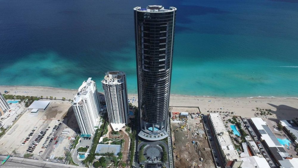 Porsche Design Tower Miami, Exclusive  Ocean-front Living