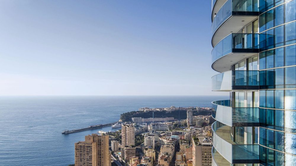 Tour Odéon Monaco, the ultimate home, in the ultimate setting