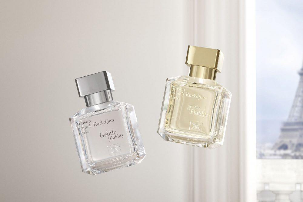 Gentle Fluidity by Maison Francis Kurkdjian:  A Changing Society Where The Expression Of Personality Takes Center Stage