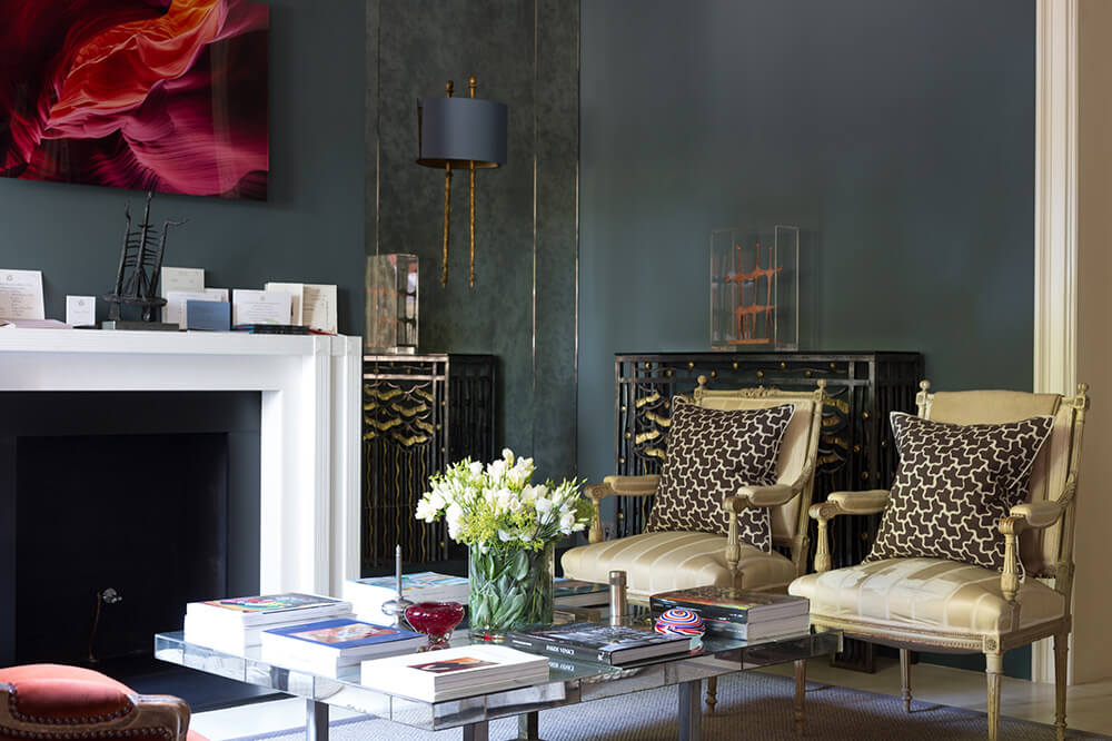 Real Estate | Christina Fallah, Interior Designer, British Heritage