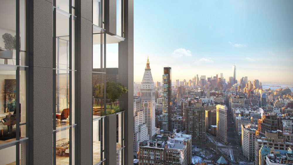 A heroic modern tower, 277 Fifth Avenue by Rafael Viñoly, New York