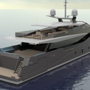 Ocean Independence presents Project STEALTH ARV Concept