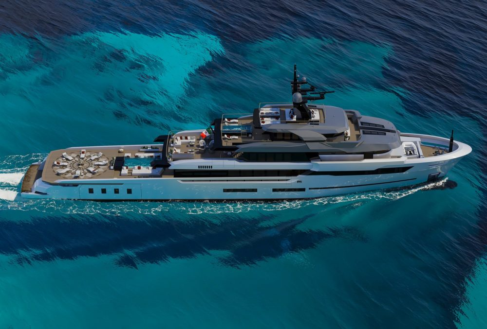 Hot Lab 67 M Explorer by VSY Project revealed