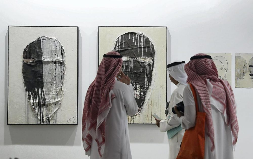 Art Dubai brings together +90 galleries from over 40 different countries, 20-23 March 2019