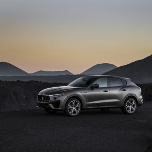 Maserati introduces Levante Vulcano Limited Edition. One of 150.
