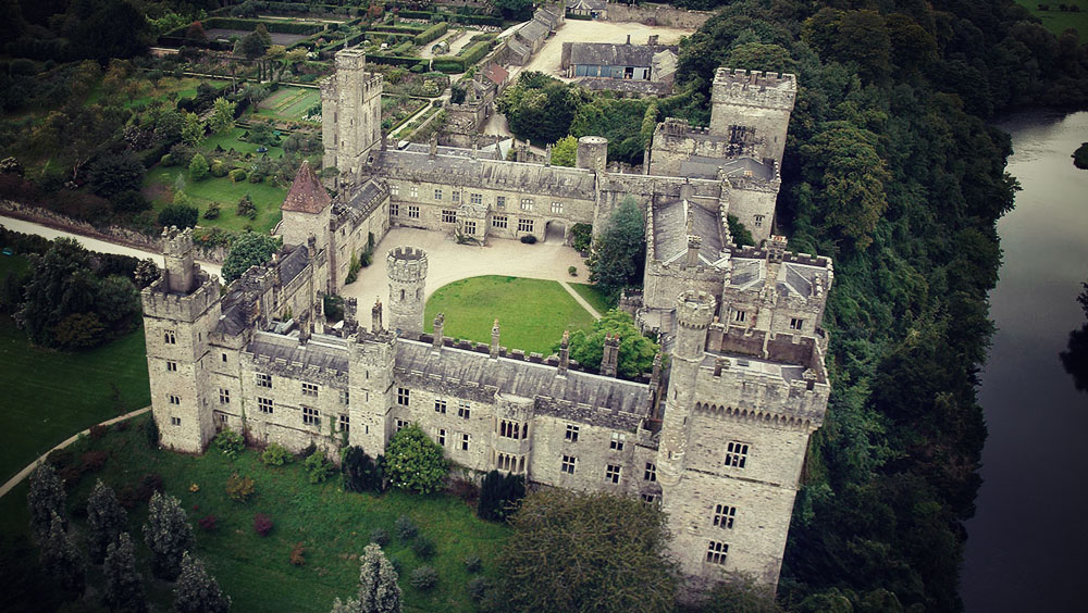 Luxury Experiences | Castle Stay, Lismore Castle, Waterford, Ireland