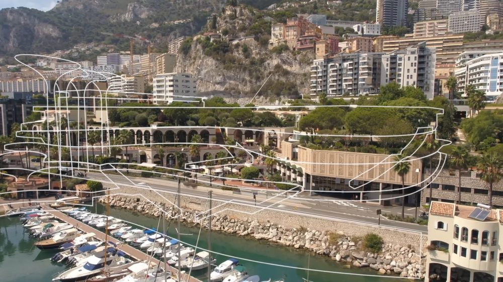 Studio Fuksas wins the competition for new Fontvieille's site in Monaco
