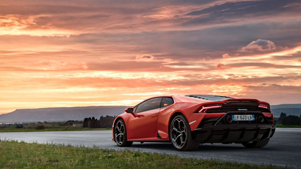 Lamborghini Huracán EVO, Every Day Amplified