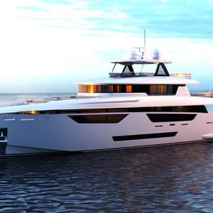 Johnson Yachts: Introducing the Johnson 115, a new Superyacht Flagship