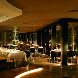 "Mikla Istanbul: A Refined but Contemporary ""Istanbullu"" Restaurant"