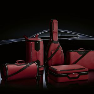 Montblanc & BMW Unveil Luggage Set for BMW 8 Series Coupé