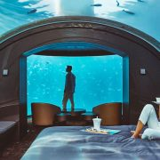 Luxury Experiences | The Muraka, World's first underwater villa, Conrad Maldives Rangali