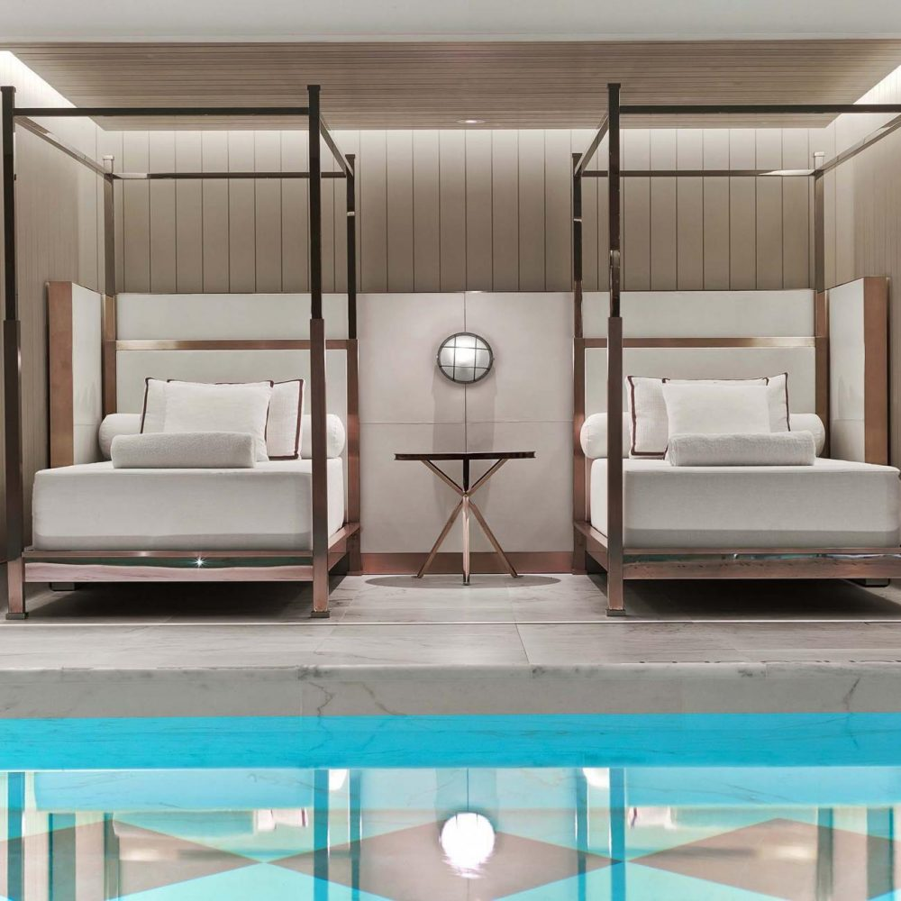 Sumptuous Hospitality at Baccarat Hotel & Residences, Manhattan, New York