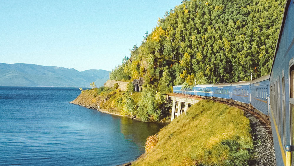 Luxury Experiences | Golden Eagle Trans-Siberian Express, Train Adventure